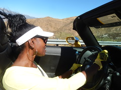 Wind & Sun in my hair & face! (picsbyjulius) Tags: palmsprings3 kappas 924 252016 gm saturn sky pontiac solstice convertibleragtop cars classic 4cylinder softtop fiber carbon gxp rallye na opel roadster sport racing turbo