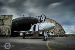 """ Wattisham's Finest"" (SJAviation.net) Tags: rafwattisham raf aircraft nikon aviation xt914 jet fgr2 74squadron 56squadron phantom mcdonnelldouglas"