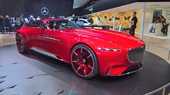 Mercedes maybach vision 6 01 (benoit.patelout) Tags: mondial automobile paris 2016 mercedes maybach vision 6