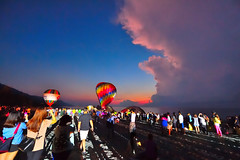 DSC_7732 (david linson) Tags:   beautiful taiwan taitung county mari hot air balloon festival
