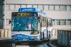 HINO Blue Ribbon City Hybrid_LJG-HU8JLG_Nagoya200Ka3307_1 (hans-johnson) Tags: guided guidedbus guideway nagoya hino hu8j hybrid guidewaybus guide way bus transit transport transportation brt rapid jbus blue ribbon canon eos 5d vsco 5d3 nihon nippon perple yutoritoline yutori central aichi ozone