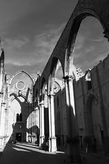 Lissabon_287 (siebenberger) Tags: lisboa lissabon portugal oktober 2016 carmo kirche ohne dach chiado