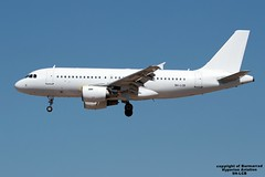 9H-LCB LMML 22-09-2016 (Burmarrad) Tags: airline hyperion aviation aircraft airbus a319112 registration 9hlcb cn 1654 lmml 22092016
