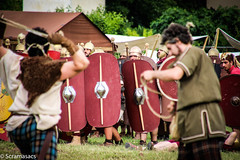 IMG_9384 (scramasacs) Tags: tempora aquileia historicalreenactment reenactment friuli fvg celtic romans