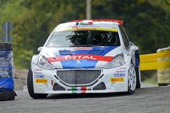 Peugeot 208 T16 - Andreucci/Andreussi (AleMex66) Tags: peugeot 208 t16 andreucci andreussi fpf rally motorsport roma capitale capranica prenestina rocca cave tito livio d7000 nikonclub nikon