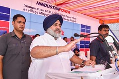 Our mission is to equip each of the 12000 villages in the state with solar lights in next 5 years(1) (sukhbirsingh_badal) Tags: progressingpunjab akalidal punjab sukhbirsinghbadal