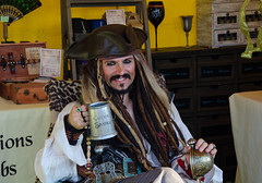 2016 Las Vegas Renaissance Fair (jetdragger) Tags: outside fair renaissance las vegas people costume capt jack