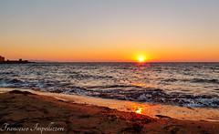 Sunset (Francesco Impellizzeri) Tags: sunset trapani sicilia landscape panasonic lumix