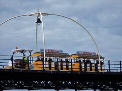 Southport Pier Train (deltrems) Tags: southport sefton merseyside pier tourist train
