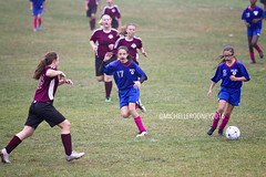 IMG_2812eFB (Kiwibrit - *Michelle*) Tags: soccer monmouth girls team mms mustang maine oak hill 101816 brooke game ball net