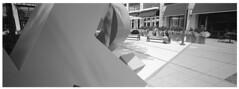 Ksq (bc50099) Tags: hasselbladxpan 30mmlens kodaktmy2 xtol11rodinal11008minutes20degreesc boston cambridge kendallsquare street blackandwhite outdoors