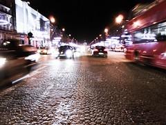 Parisian night