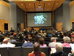 Over 470 people attended (Jay Heritage Center) Tags: uconn connecticut jayheritagecenter lhprism cipwg 2016 education outreach landscape stewardship emerging species threat habitat wildlife invasiveplants invasive control mugwort mile minute japanese knotweed bmp management ct ny ma