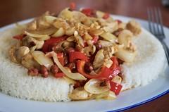 fullsizeoutput_643f (Fan Majie ) Tags: chinesefood rice peanuts chicken