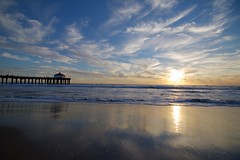 Another Day in LA (jeffcay05) Tags: manhattan beach manhattanbeach losangeles california nikon nikond5500 tokina tokina1116 tokinawideanglelens wideanglelens sunset outdoors adventure seascape ocean pacific pacificocean outdoor sky cloud coast shore landscape seaside