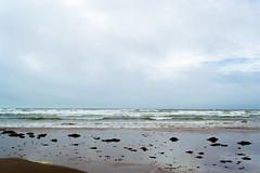 Tide coming in ! Irish sea at St. Bees Cumbria - Aug 2016 (I.T.P.) Tags: irish sea tide water sky st bees cumbria