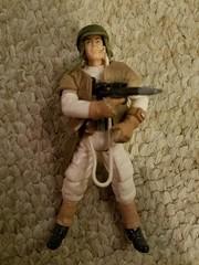 Rebel Soldier (Endor) (samreitenour) Tags: rebel endor