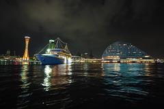 神戶港|神戶 Kobe (里卡豆) Tags: kobe 神戶港 japan 日本 osaka 大阪 olympus penf 714mm f28 pro