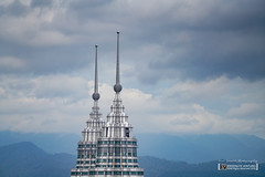 The Spires, KLCC (Nur Ismail Photography) Tags: kualalumpur klcc petronas twintowers skyscraper skyline city