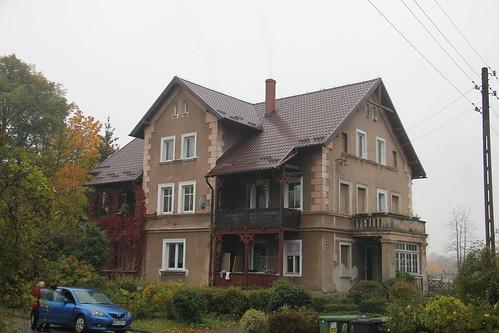 Old house , Lądek-Zdrój 16.10.2016