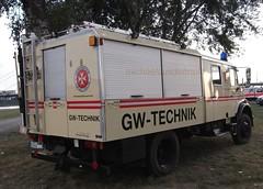 GW Technik - MB LA 911 (michaelausdetmold) Tags: mercedes lkw truck gertewagen johanniter juh katastrophenschutz kats einsatz blaulicht nrw bielefeld