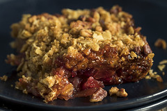 Homemade Cranberry Apple Cobbler Crumble (brent.hofacker) Tags: almond american apple applecranberry autumn baked berry bilberry breakfast british cake cobbler cooking cranberries cranberry cranberrycobbler cranberrycrumble crisp crispy crumble crunch crust dairy dessert diet dish food fresh fruit gourmet healthy home homemade oat pastry pie raspberry red rustic snack sugar summer sweet tart traditional winter wooden