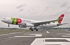 22L Landing (jp.marottta) Tags: tap cstos airbus a330200 airportugal loganairport kbos 22l boston bos a330 portugal nikond90