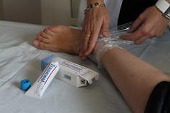 medicina biorreguladora en tobillo (COMSALUD) Tags: tobillo medicinabiorreguladora
