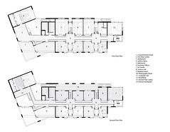 Plans (CSondi) Tags: school building art architecture studio design science architectural institute middle pratt eaglebrook