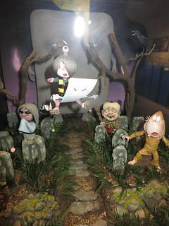 海洋堂 輪轉可動 鬼太郎系列預計推出撒砂婆婆、哇哇爺和木棉布?!