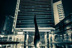 untitled 01 (Carlos*P) Tags: china street building night canon eos shanghai tokina 1116 60d