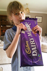 May 11th 2013 (kazc365) Tags: food eating chocolate 365 cadburys confectionary dairymilk cadburysworld