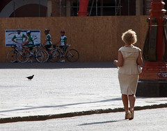 Gradisca (Renato Morselli) Tags: woman donna bici gradisca emiliaromagna bicicletta forlì uomini signora corridori