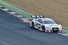 DTM 2013 Brands Hatch Audi sparks (jamesst1968) Tags: