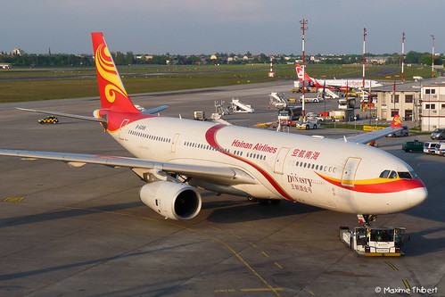 Berlin A330-200 B-6088 Hainan Airlines