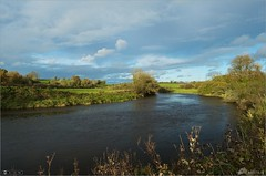The Annalee (bbusschots) Tags: ireland clouds river cavan landscapeshot