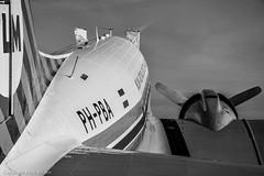 KLM DC-3 Dakota PH-PBA (Mark_Aviation) Tags: november 2 history netherlands dutch amsterdam last airplane airport unique aircraft flight engine royal retro number passenger 11th klm douglas airlines ever dc3 schiphol making dakota rare 737 md11 dak mcdonnell 2014 737800 phkcd phpba phkcb retroklm 11112014