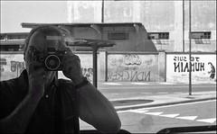 fascination ... ;/) (schyter) Tags: camera bw slr 35mm lens monocromo kodak trix bn negative homemade 400 soviet di campo epson format ttl v600 135 kiev lightmeter arsenal negativo development bianconero onboard 250 analogica lodi analogic blackwithe 24x36 profondit adox adonal 320iso kiev19m argentica nikonbayonet arsath homemadescanned 19m