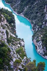 France - Gorges du Verdon (beppeverge) Tags: france river canyon provence francia verdon beppeverge