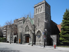 Union United church (Vanishing Montral) Tags: history villedemontreal montreal histoire photography art architecture demolition disappearinghistory newconstruction