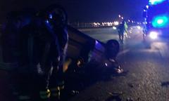 WP_20130127_016 (Luigi Mengato) Tags: autostrada incidente