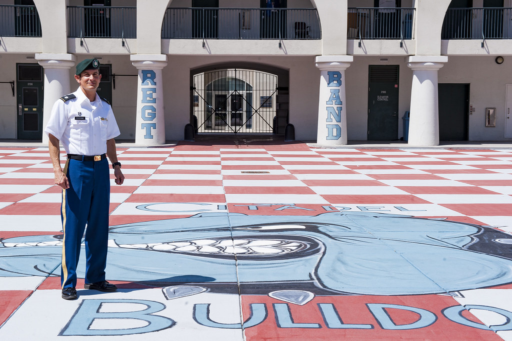 The World's Best Photos of citadel and militarycollege