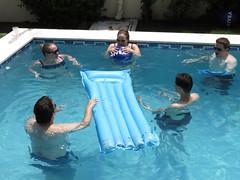 Pool People (DJ Damien) Tags: july2g16 spain stine guri jamie lars char pool