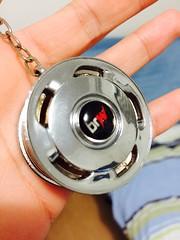 Chaveiro roda orbital (endrewkevyn) Tags: chaveiros rodas orbital roda chaveiro