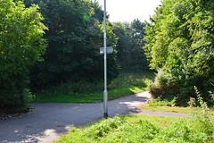 Kilmarnock-Irvine Cycle Path. Crossroads. (Phineas Redux) Tags: kilmarnockirvinecyclepath ayrshirecyclepaths ayrshire scotland sustranscyclepathno73