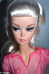 2016 US Convention Silkstone (Chris & Lio) Tags: 2016 us convention silkstone barbie robert best platinum label collector fashion model collection mueca convencin