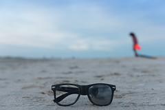Beach Life (Kevin VanEmburgh Photography) Tags: beach family jersey kevinvanemburghphotography newjersey nj oceancity shore travel travelphotography sunglasses brokensunglasses sunglassesonbeach lifestyle lightanddark