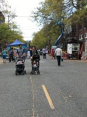 Ballard Summer Parkways August 27, 2016 (Seattle Department of Transportation) Tags: seattle sdot transportation ballard summer parkways 2016 kids strollers family