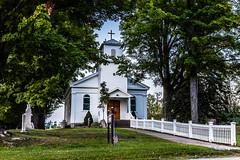 St. Pacificus (jasonbillings677) Tags: 2470 f28 church st pacificus new york trees cemetary usa cross white country cattaraugus canon 5d humphrey