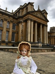 Blenheim Palace (Addicted2Cuteness) Tags: leverett alice bellepoque house country antique doll fashion french barros huret blenheim poupee